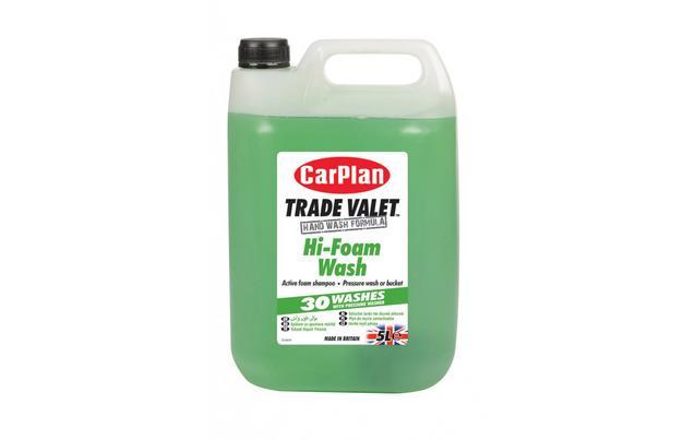 CarPlan Trade Hi-Foam Wash 5L
