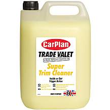 image of CarPlan Trade Super Trim Cleaner 5L
