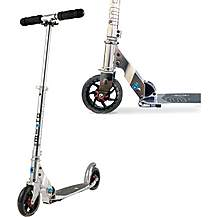 image of Micro Speed Scooter - Silver