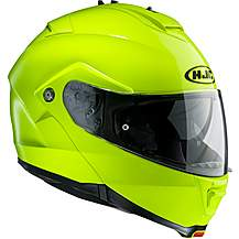 image of HJC IS Max 2 Helmet - Fluorescent Yellow