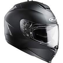 image of HJC IS17 Helmet - Matt Black