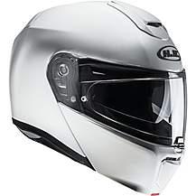 image of HJC RPHA 90 Flip Front Helmet - White