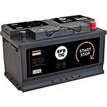 Halfords EFB110 Start/Stop EFB 12V Car Battery 4 Year Guarantee