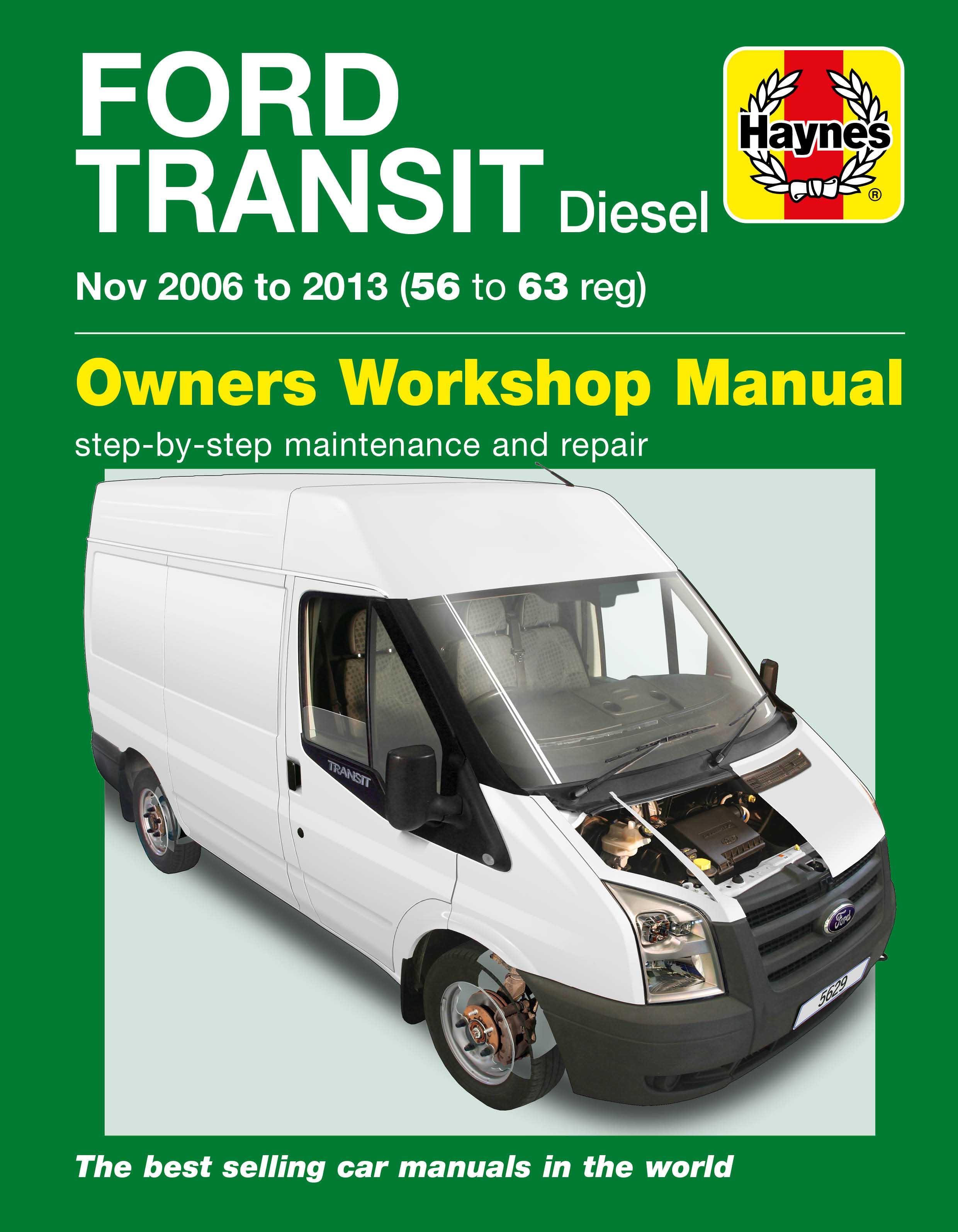 haynes ford transit diesel 06 13 rh halfords com 2006 ford e150 van owners manual 2006 ford e150 van owners manual
