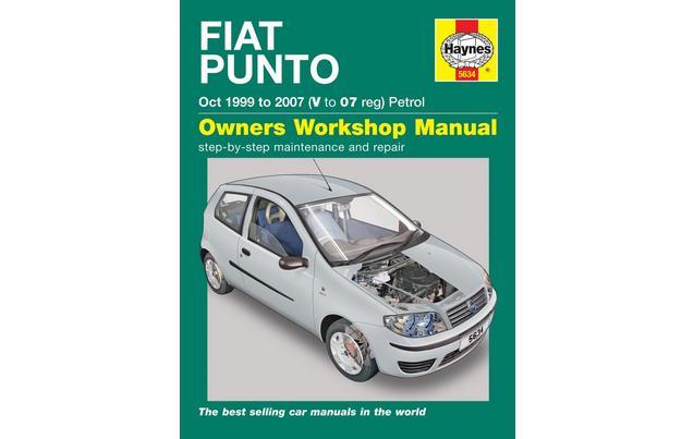 2001 fiat punto manual hatchback