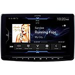 """image of Alpine iLX-F903D - 9"""" DAB with CarPlay & Android Auto"""
