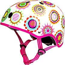image of Micro Scooter Doodle Dot Kids Helmet - Medium (53-57cm)