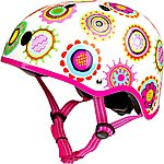 image of Micro Doodle Dot Kids Helmet - Small (48-52cm)