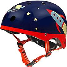 image of Micro Scooter Retro Rocket Kids Helmet - Small (48-52cm)