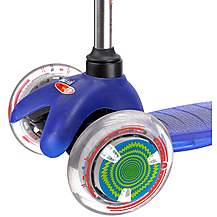 image of Micro Wheel Whizzer LED Blue