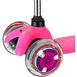 Micro Wheel Whizzer LED Pink