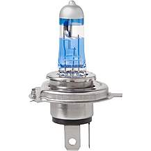 image of H4 472 Car Headlight Bulb Halfords Advanced Up To +150 percent Brighter Single Pack