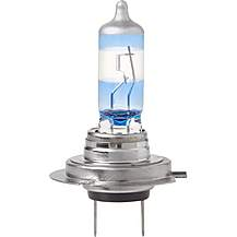 image of H7 477 Car Headlight Bulb Halfords Advanced Up To +150 percent Brighter Single Pack