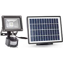 Smartwares 500 Lumen Solar Security Light - B