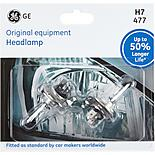 GE H7 477 Car Headlight Bulb