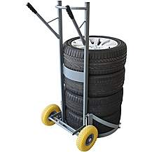 image of SIP Smart Tyre and Wheel Cart