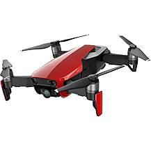 image of DJI Mavic Air Red Fly More Combo
