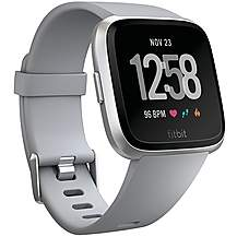image of FitBit Versa - Grey/Silver