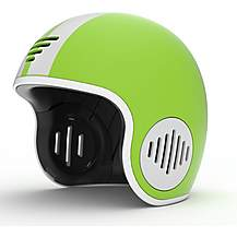 image of Chillafish Bobbi Kids Helmet (50-55cm) - Lime