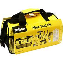 image of Rolson 30pc Home Tool Kit