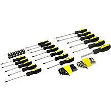 image of Rolson 44pc Screwdriver Set