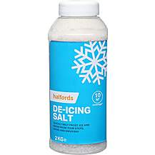 image of Halfords De-Icing Salt 2kg