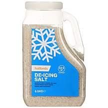 image of Halfords De-Icing Salt 6.5kg