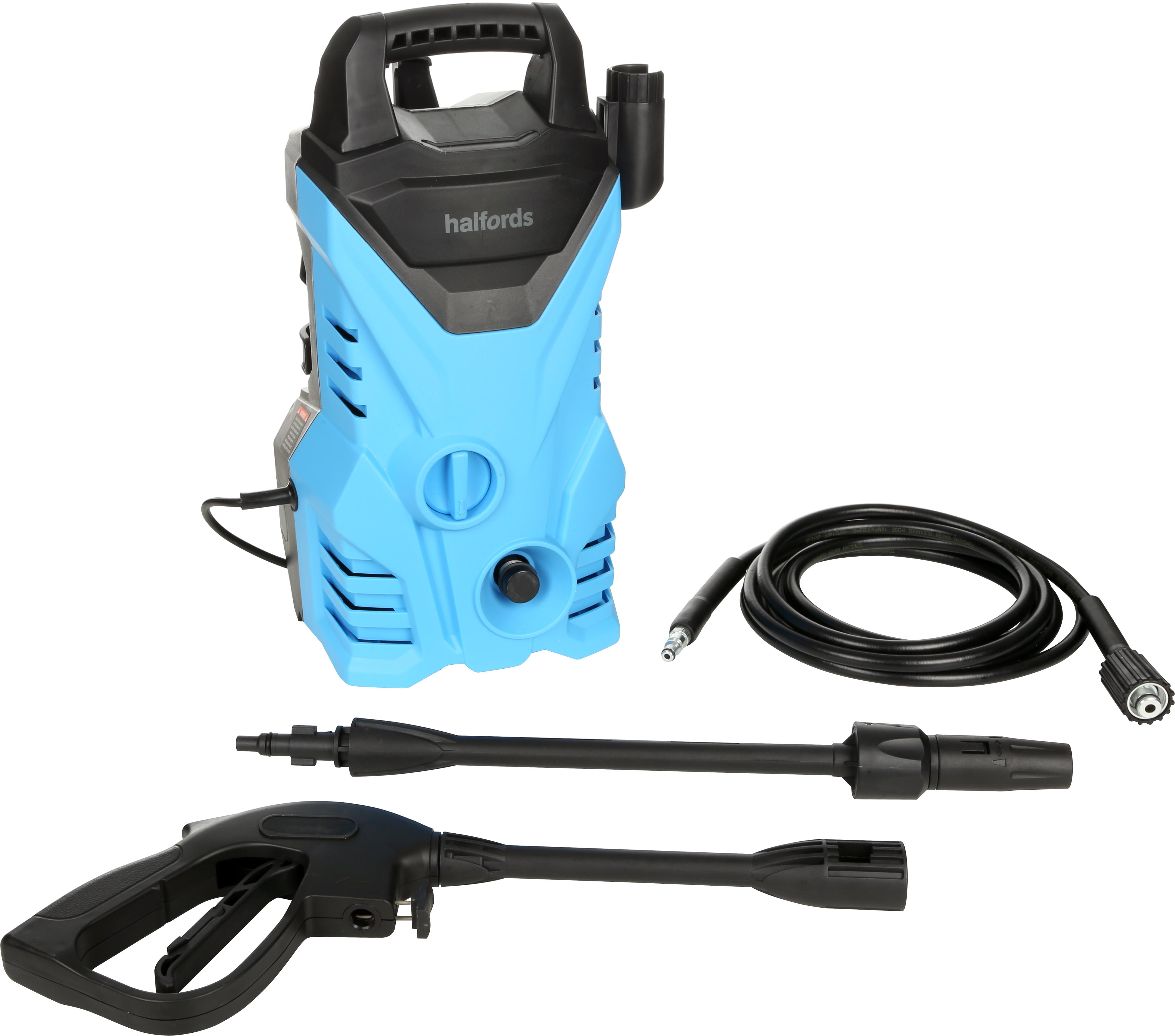 Halfords Pw10 Pressure Washer