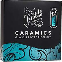 image of Auto Finesse Caramics Glass Protection Kit