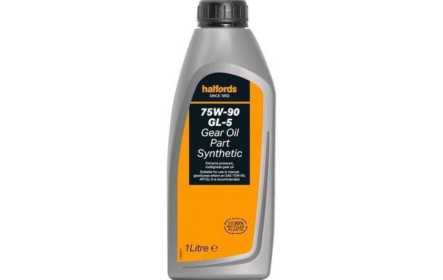 2bda784fcb0 Halfords Gear Oil EP 75W/90 GL-5 1L
