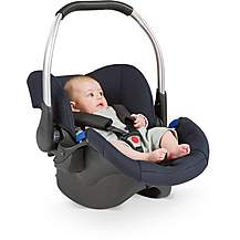 Hauck Comfort Fix Baby Car Seat - Black