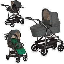 image of Hauck Rapid 4S Plus Trioset Travel System
