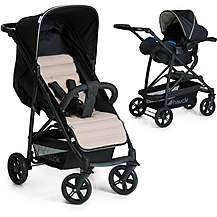image of Hauck Rapid 4Plus Shop n Drive Travel System