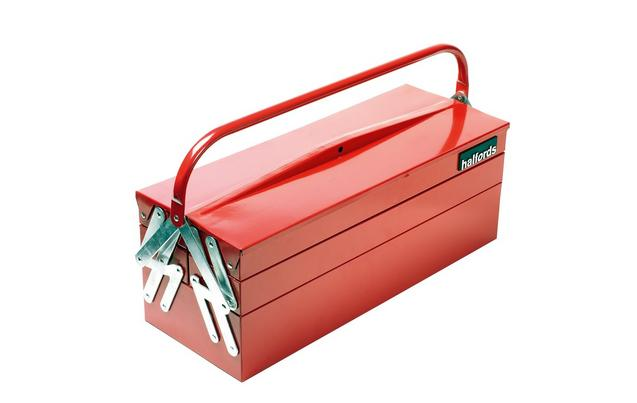 Halfords Professional Cantilever Tool Box