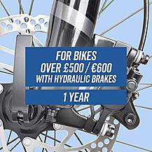 image of Performance CycleCare - Hydraulic Brake 1 Year