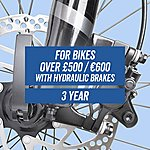 image of Performance CycleCare -  Hydraulic Brake 3 Year