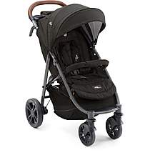 image of Joie Litetrax 4 Flex Signature Travel System - Noir