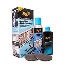 image of Meguiars 2 step Headlight Restoration Kit