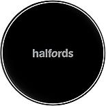 Halfords 5 Watt Wireless Charging Pad - Black
