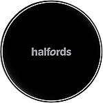 image of Halfords 5 Watt Wireless Charging Pad - Black