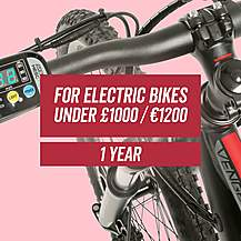 image of Leisure CycleCare - E Bike  1 Year