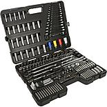 Halfords Advanced 200 Pc Socket and Ratchet Spanner Set
