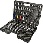 image of Halfords Advanced 175 Pc Socket & Spanner Set