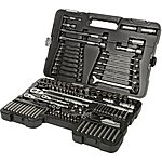 image of Halfords Advanced 150 Pc Socket & Spanner Set