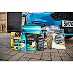 image of Meguiar's Wash & Wheels Bucket Kit