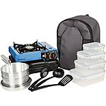 Halfords Complete Cookset Pack