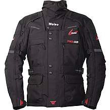 image of Weise Dakar Adventure Jacket Black