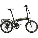 image of Carrera Crosscity Folding Electric Bike