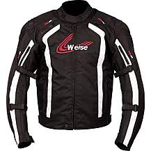 image of Weise Corsa Jacket Black / White