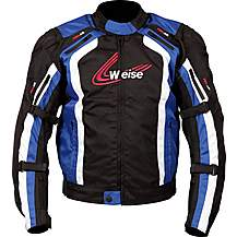 image of Weise Corsa Jacket Black / Blue